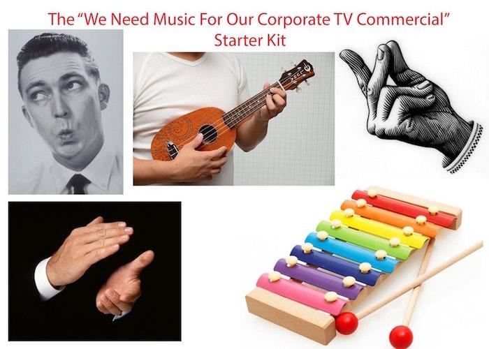 Corporate Tv Music