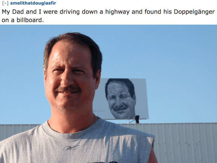 Dad Doppelganger