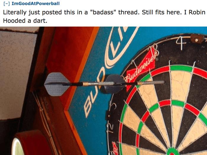 Dart Split
