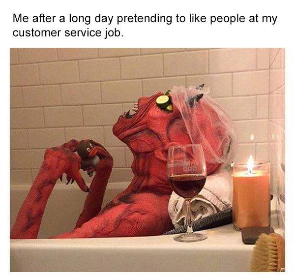 Demon Bath