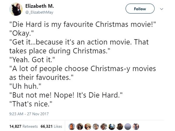 Diehard Argument