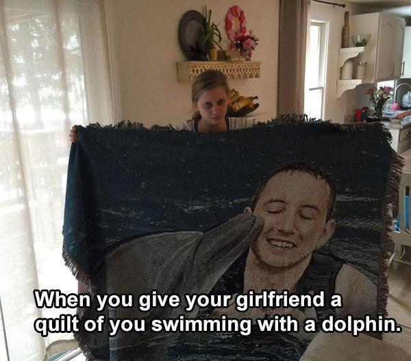 Dolphin Blanket