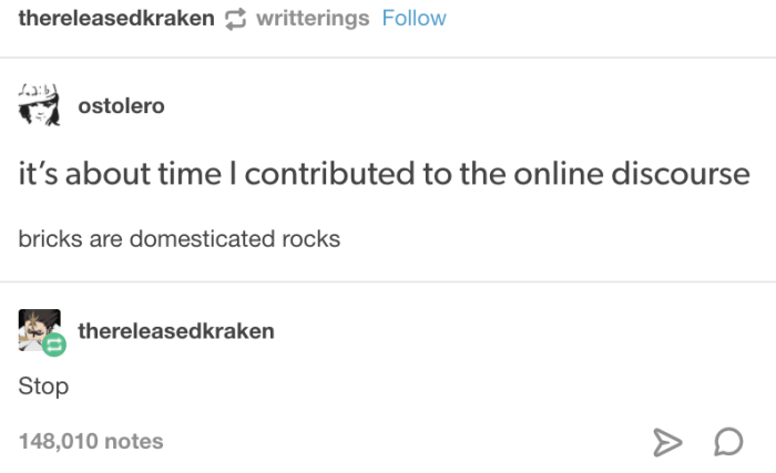 Domesticated Rocks