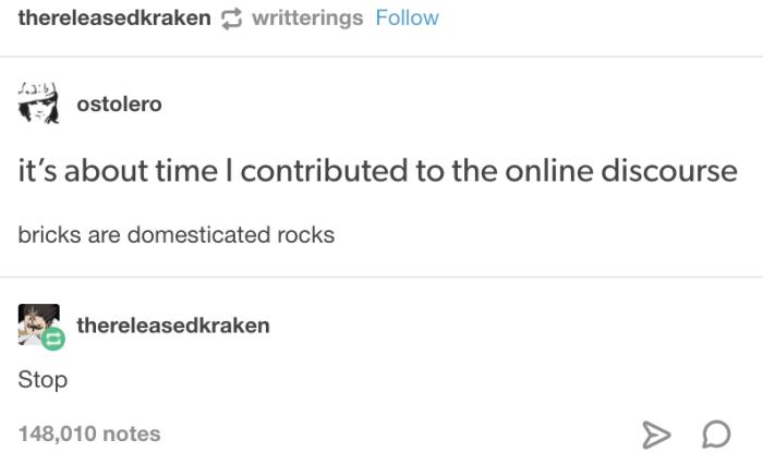 Domesticated Rocks