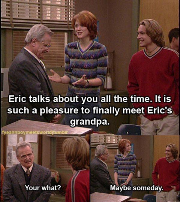Eric Grandpa