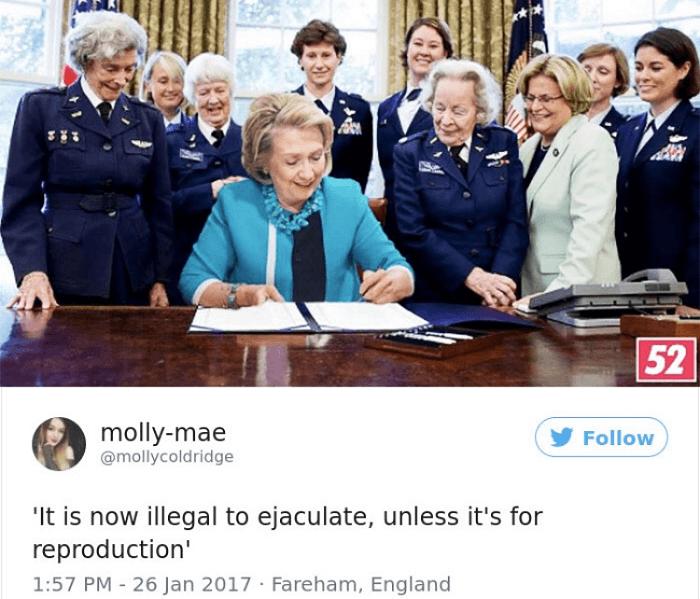 Female Cabinet