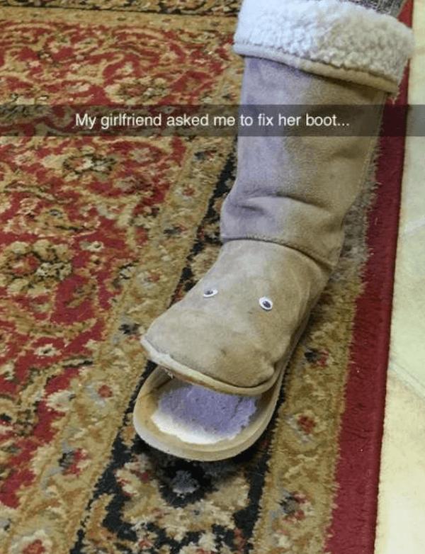 Fix Boot