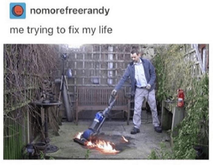 Fixing My Life