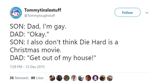 Gay Diehard