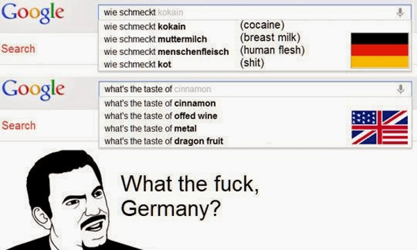German Autofill