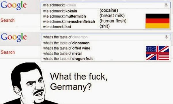 German Autofill