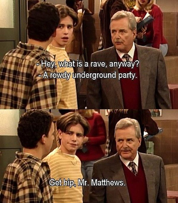 Hilarious Boy Meets World Quotes