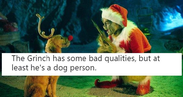 Grinch Dog