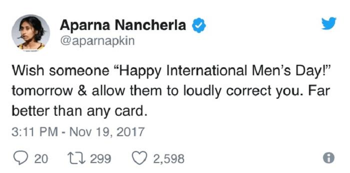 Happy International Men Day