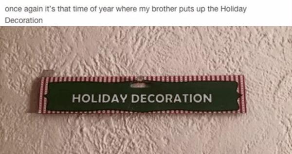 Holiday Decorationo Og