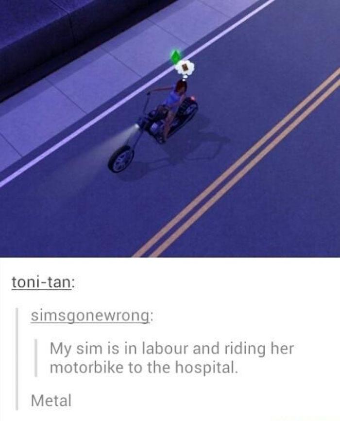 In Labor