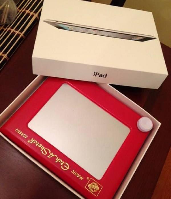 iPad Bad Gift