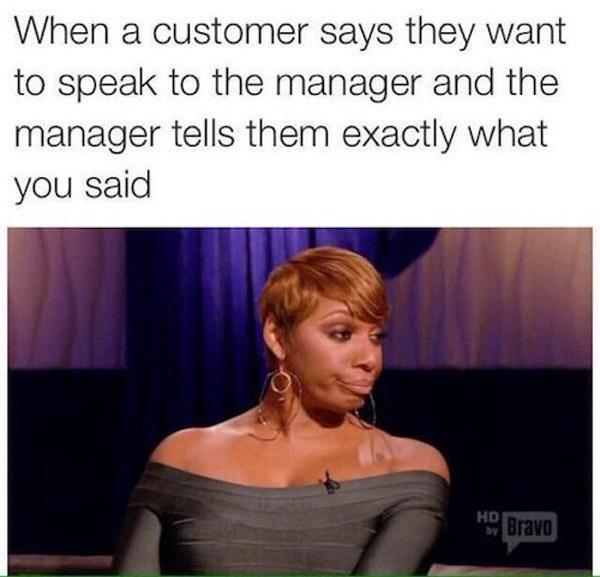 Manager Speak