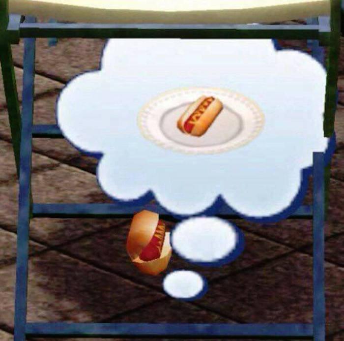 Meta Hotdog