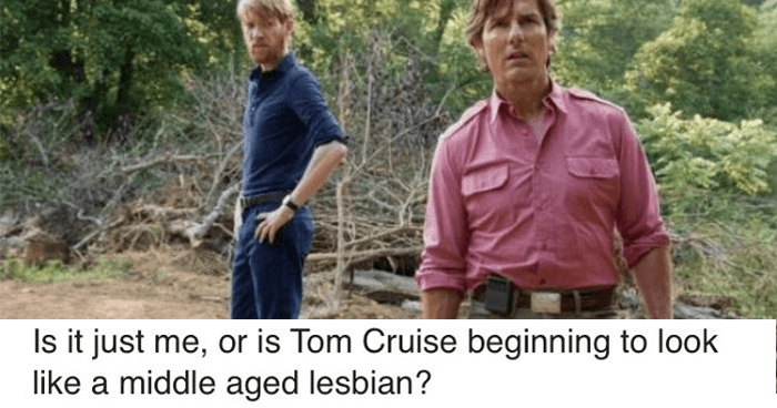 Middle Aged Lesbian