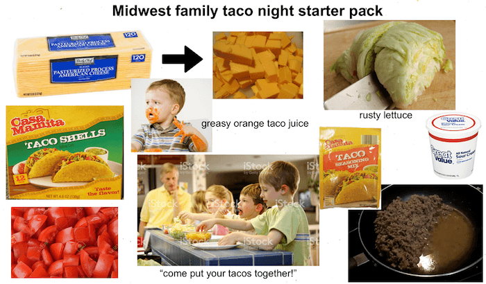 Midwest Taco Night