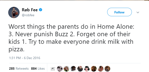 Milk Pizza