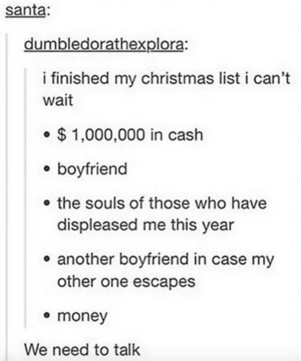 Money Boyfriend List