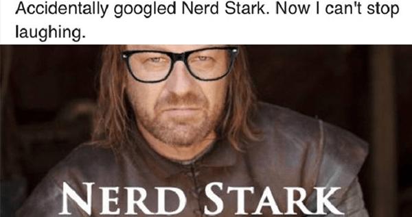 Nerd Stark Og