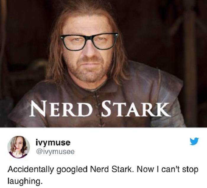 Nerd Stark