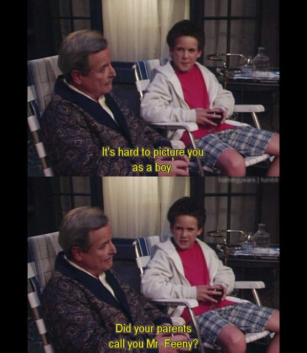 Parents Feeny