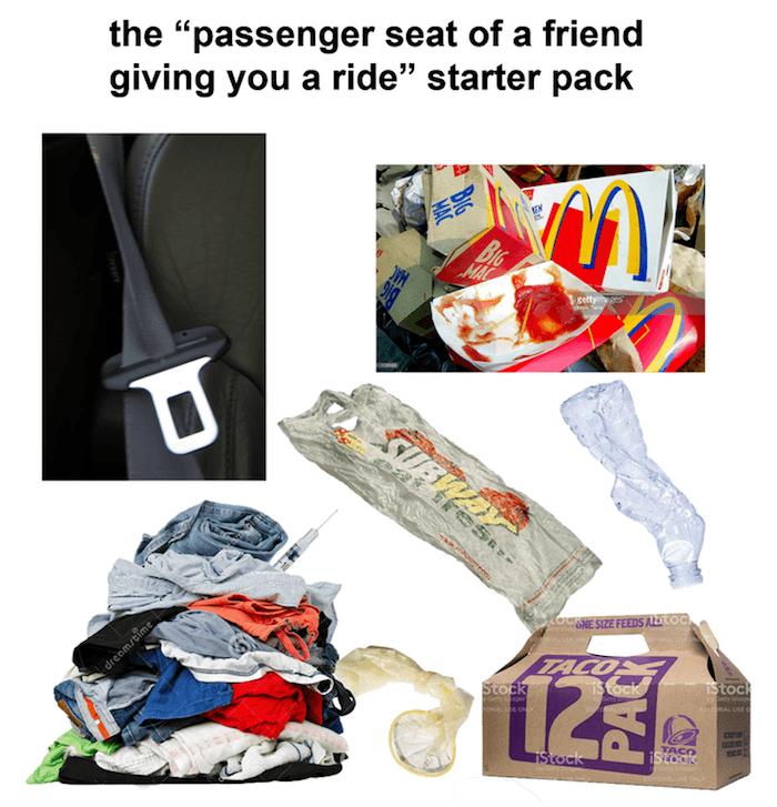 Passenger Seat Ride