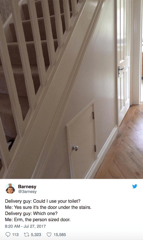 Person Sized Door
