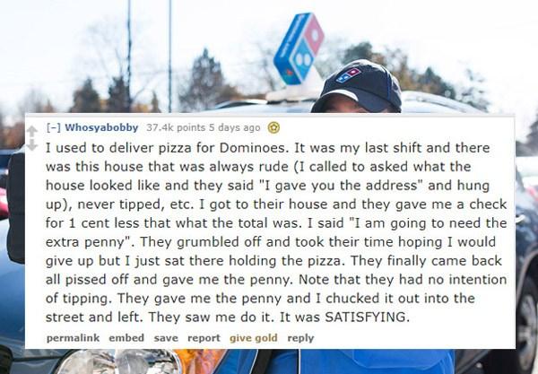 Pizza Delivery Funny Revenge