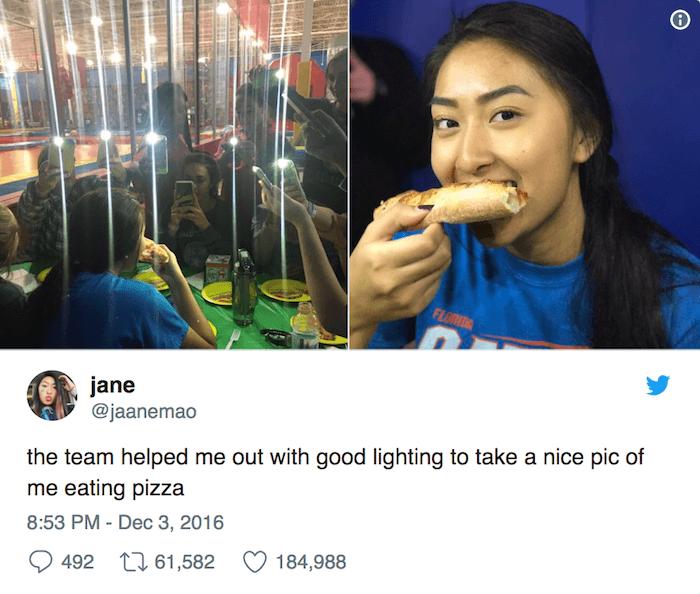 Pizza Lighting