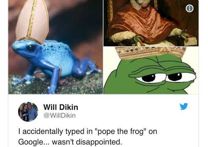 Pope The Frog