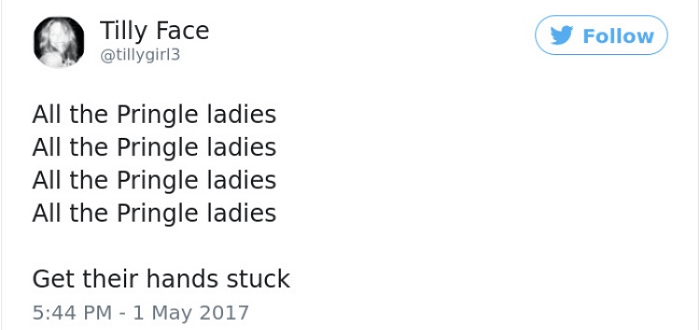 Pringle Ladies
