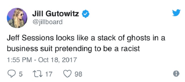 Racist Ghost