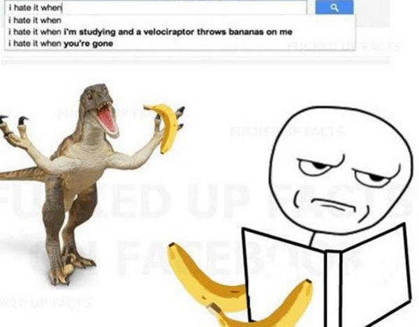Raptor Banana