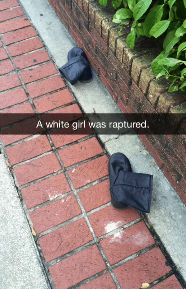Raptured