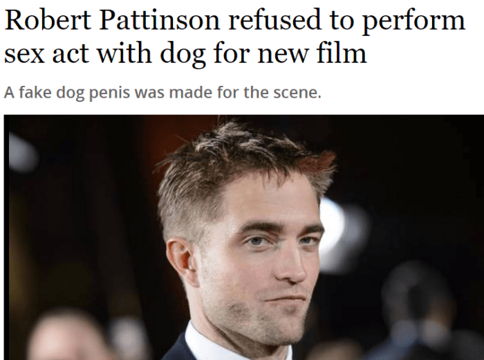 Ridiculous Headlines
