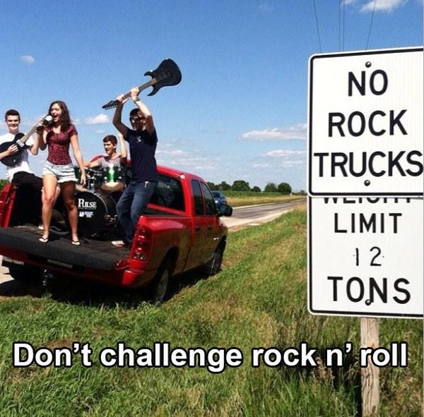 Rock Trucks