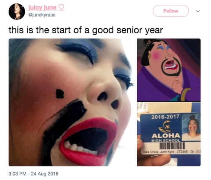 Senior Mulan