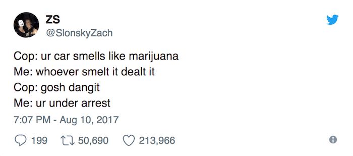 Smelt It Dealt It