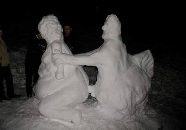 Snowdomy
