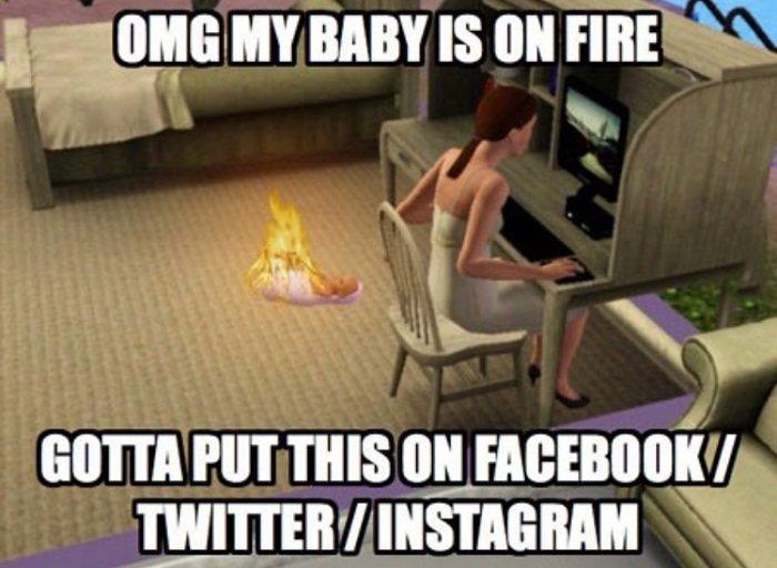 Social Media Priority