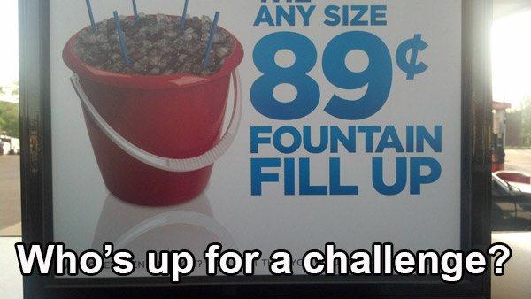 Soda Bucket
