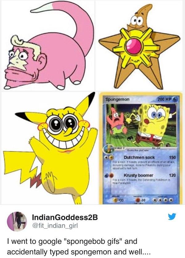 Spongemon