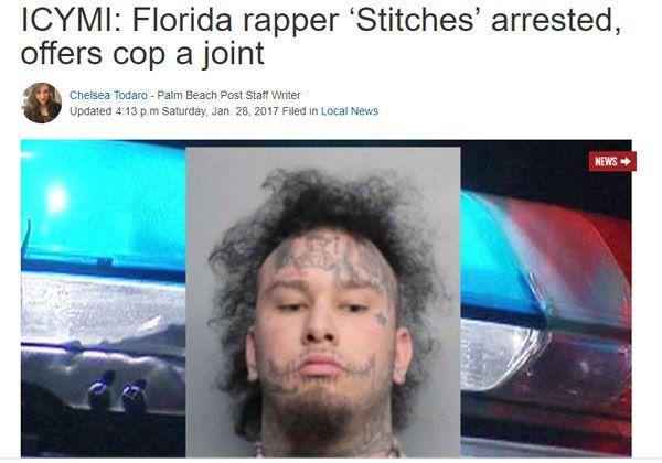 Stitches Idiot