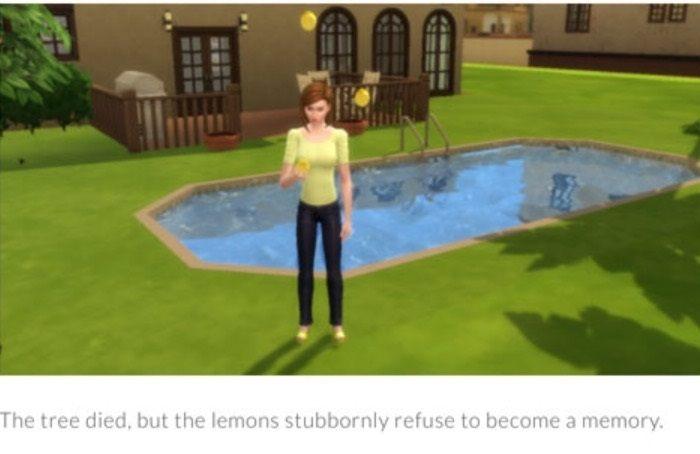 Stubborn Lemons
