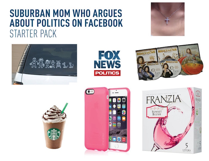 Suburban Mom